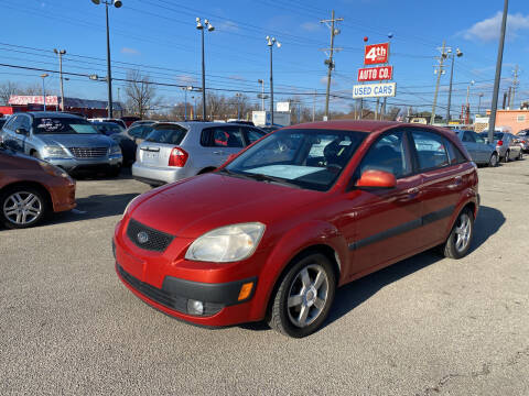 2006 Kia Rio5 for sale at 4th Street Auto in Louisville KY