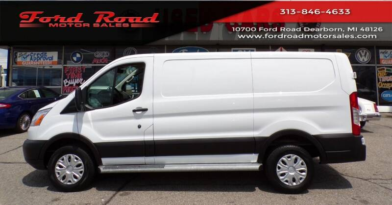2019 Ford Transit Cargo for sale at Ford Road Motor Sales in Dearborn MI