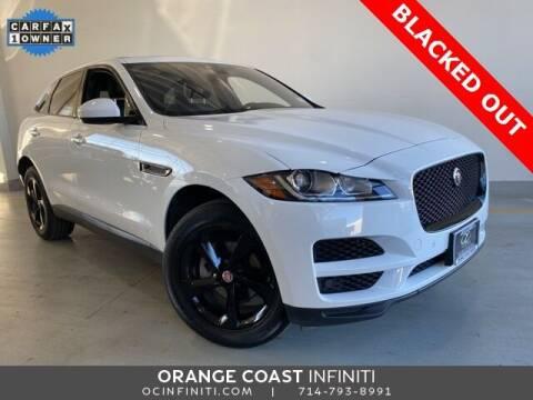 2019 Jaguar F-PACE for sale at ORANGE COAST CARS in Westminster CA