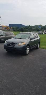 2007 Hyundai Santa Fe for sale at Credit Connection Auto Sales Inc. CARLISLE in Carlisle PA