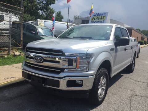 2018 Ford F-150 for sale at Drive Deleon in Yonkers NY