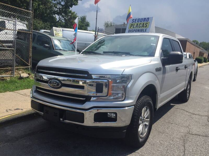 2018 Ford F-150 for sale in Yonkers, NY