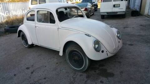 1963 Volkswagen Beetle for sale at Haggle Me Classics in Hobart IN