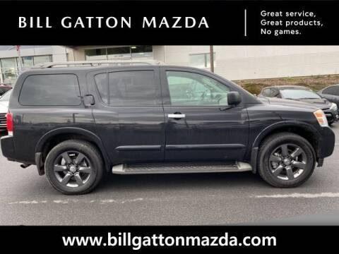 2014 Nissan Armada for sale at Bill Gatton Used Cars in Johnson City TN