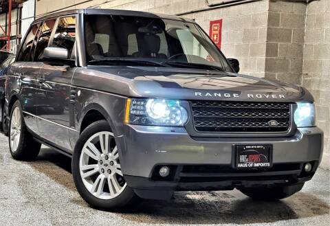 2011 Land Rover Range Rover for sale at Haus of Imports in Lemont IL