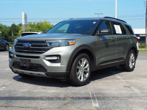 2020 Ford Explorer for sale at Southern Auto Solutions - Kia Atlanta South in Marietta GA