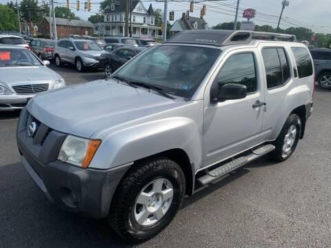 2008 Nissan Xterra for sale at Masic Motors, Inc. in Harrisburg PA