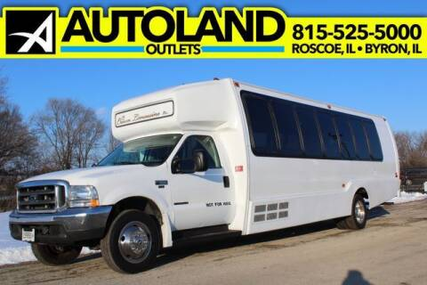 1999 Ford F-550 Super Duty for sale at AutoLand Outlets Inc in Roscoe IL