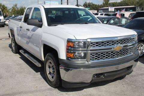 2015 Chevrolet Silverado 1500 for sale at Mars auto trade llc in Kissimmee FL