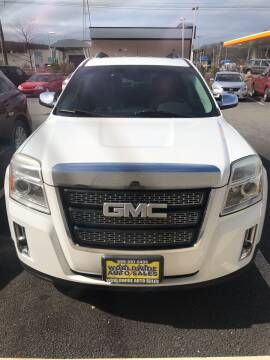 2010 GMC Terrain for sale at Worldwide Auto Sales in Fall River MA