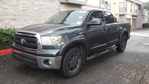 2013 Toyota Tundra for sale at RICKY'S AUTOPLEX in San Antonio TX