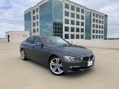 2014 BMW 3 Series for sale at SIGNATURE Sales & Consignment in Austin TX