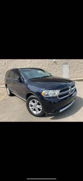 2011 Dodge Durango for sale at Trocci's Auto Sales in West Pittsburg PA