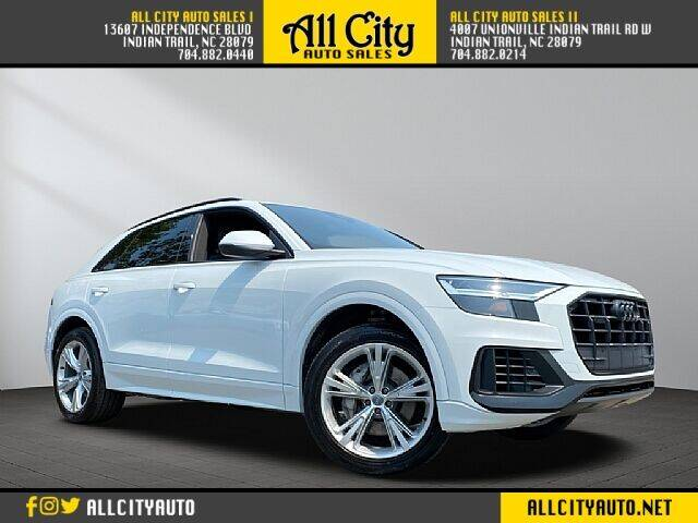 2019 Audi Q8 for sale at All City Auto Sales in Indian Trail NC