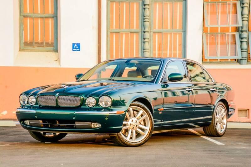 2004 Jaguar XJR for sale at Milpas Motors in Santa Barbara CA