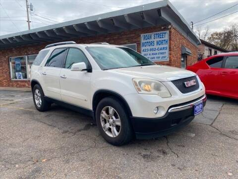 2009 GMC Acadia for sale at PARKWAY AUTO SALES OF BRISTOL - Roan Street Motors in Johnson City TN