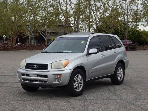 2002 Toyota RAV4 for sale at Crow`s Auto Sales in San Jose CA