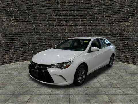 2017 Toyota Camry for sale at Montclair Motor Car in Montclair NJ