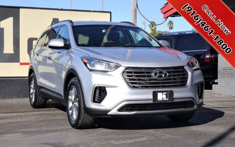 2017 Hyundai Santa Fe for sale at H1 Auto Group in Sacramento CA