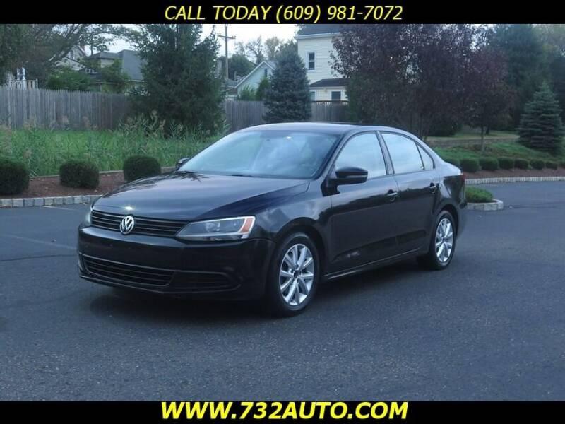 2012 Volkswagen Jetta for sale at Absolute Auto Solutions in Hamilton NJ