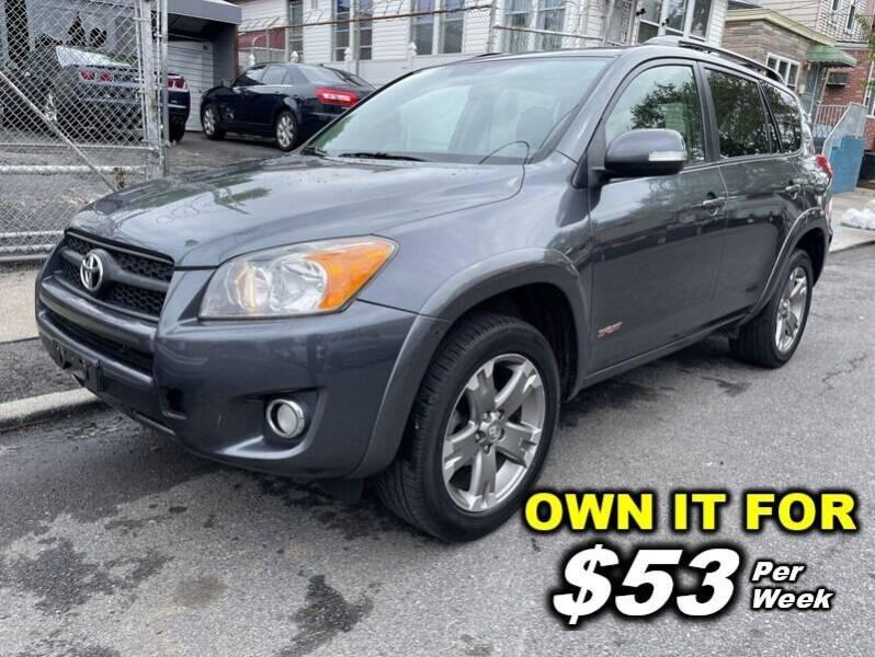 2011 Toyota RAV4 for sale at Cypress Motors of Ridgewood in Ridgewood NY