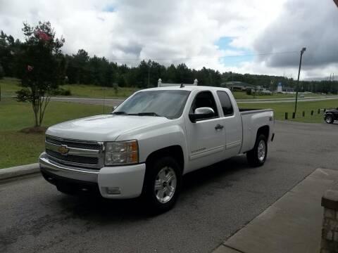 2011 Chevrolet Silverado 1500 for sale at Anderson Wholesale Auto in Warrenville SC