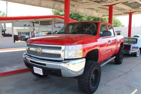 2013 Chevrolet Silverado 1500 for sale at KD Motors in Lubbock TX