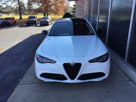 2020 Alfa Romeo Giulia for sale at Alfa Romeo & Fiat of Strongsville in Strongsville OH