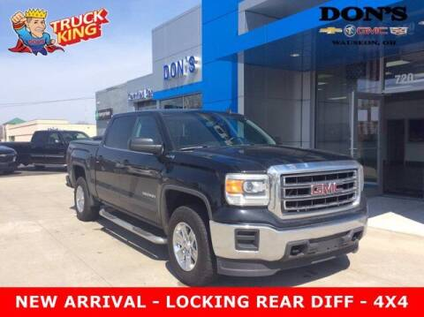 2014 GMC Sierra 1500 for sale at DON'S CHEVY, BUICK-GMC & CADILLAC in Wauseon OH