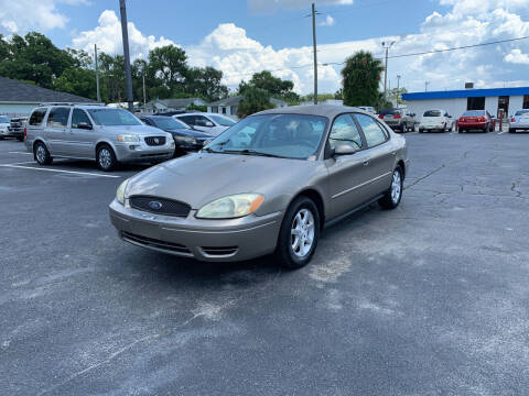 2007 Ford Taurus for sale at Sam's Motor Group in Jacksonville FL