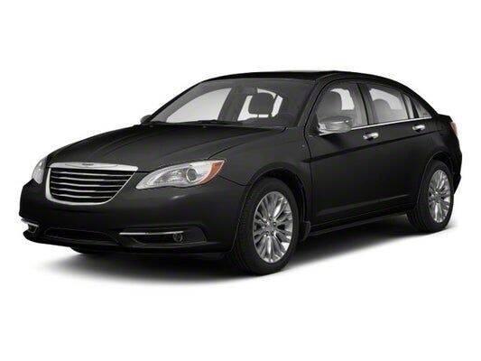 2013 Chrysler 200 for sale at USA Auto Inc in Mesa AZ