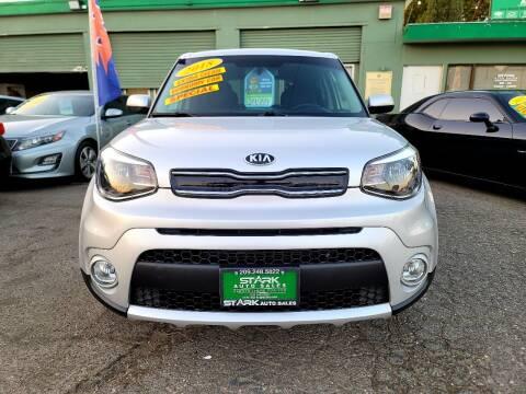 2018 Kia Soul for sale at Stark Auto Sales in Modesto CA