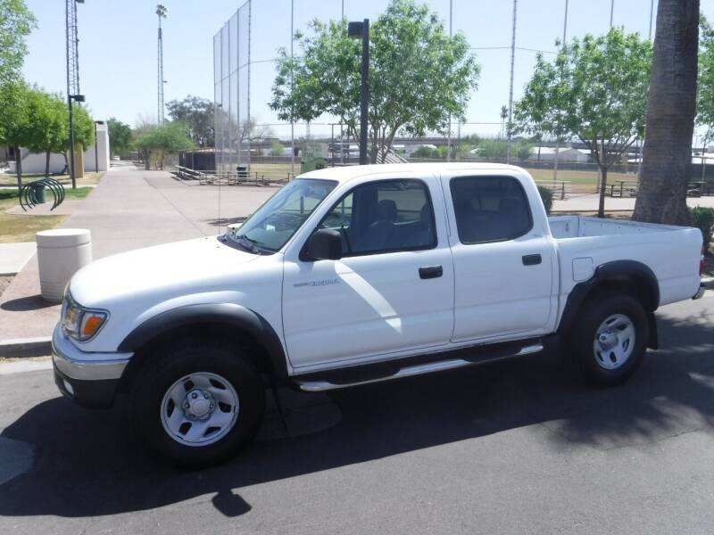 2004 Toyota Tacoma for sale at J & E Auto Sales in Phoenix AZ
