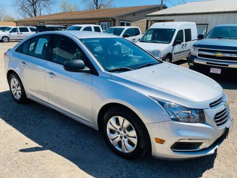 2016 Chevrolet Cruze Limited for sale at Truck City Inc in Des Moines IA