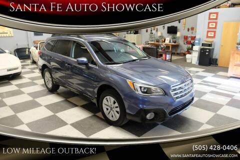 2015 Subaru Outback for sale at Santa Fe Auto Showcase in Santa Fe NM