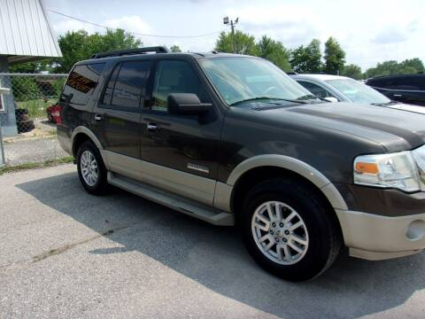 2008 Ford Expedition for sale at HIGHWAY 42 CARS BOATS & MORE in Kaiser MO