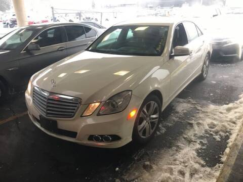 2010 Mercedes-Benz E-Class for sale at Plymouthe Motors in Leominster MA