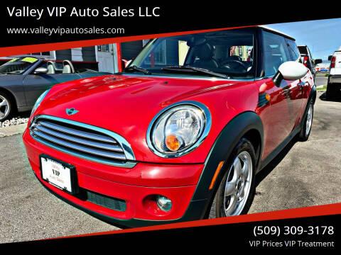 2010 MINI Cooper for sale at Valley VIP Auto Sales LLC in Spokane Valley WA
