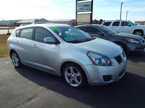 2009 Pontiac Vibe for sale at G & K Supreme in Canton SD