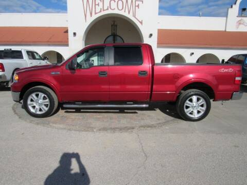2007 Ford F-150 for sale at HANSEN'S USED CARS in Ottawa KS