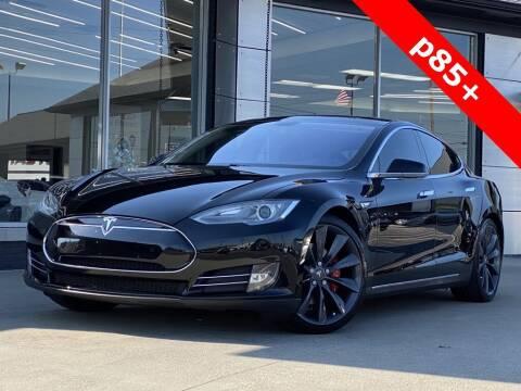 2014 Tesla Model S for sale at Carmel Motors in Indianapolis IN