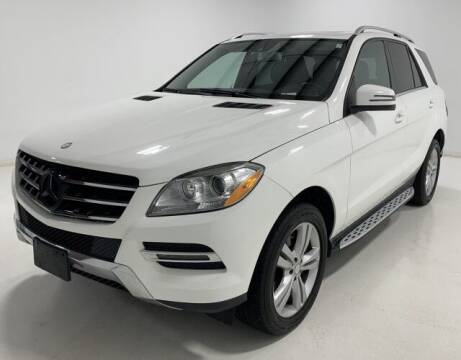 2014 Mercedes-Benz M-Class for sale at Cars R Us in Indianapolis IN