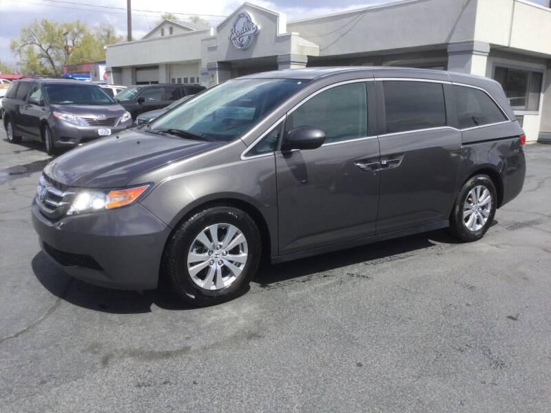 2016 Honda Odyssey for sale at Beutler Auto Sales in Clearfield UT