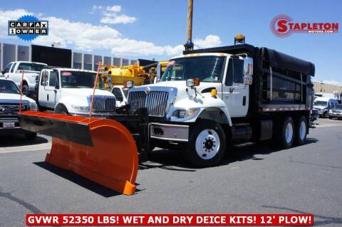 2004 International WorkStar 7400 for sale at STAPLETON MOTORS in Commerce City CO