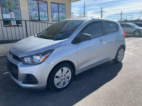 2016 Chevrolet Spark for sale at Robert B Gibson Auto Sales INC in Albuquerque NM
