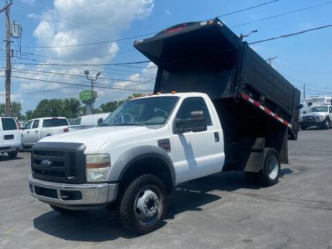 2008 Ford F-450 Super Duty for sale at KAP Auto Sales in Morrisville PA