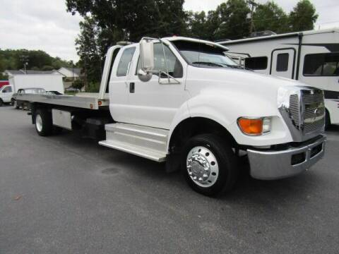 2011 Ford F-650 Super Duty for sale at Specialty Car Company in North Wilkesboro NC