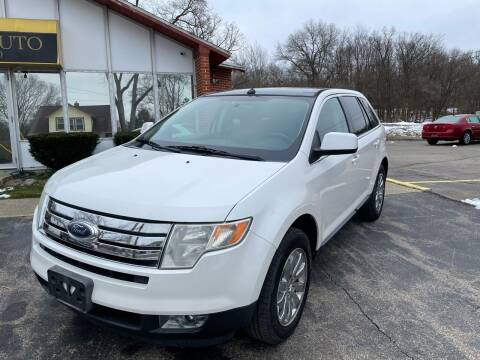 2009 Ford Edge for sale at Bronco Auto in Kalamazoo MI