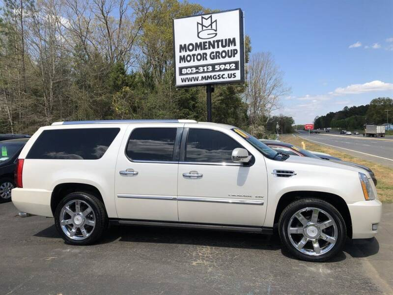 2011 Cadillac Escalade ESV for sale at Momentum Motor Group in Lancaster SC