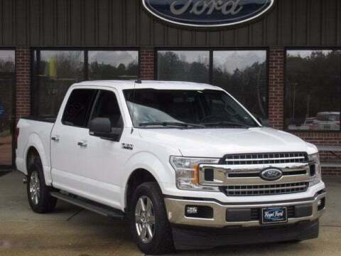 2020 Ford F-150 for sale at Rogel Ford in Crystal Springs MS